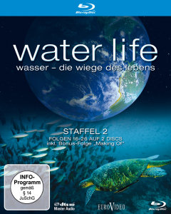 Water Life-Staffel 2 (Blu-ray)