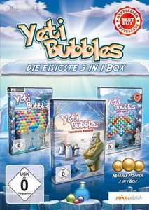 Yeti Bubbles - Die eisigste 3in1 Box
