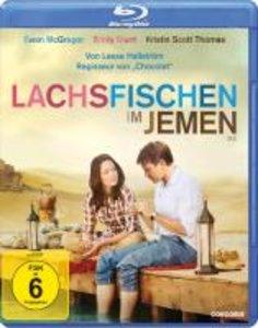 Lachsfischen im Jemen (Blu-ray)