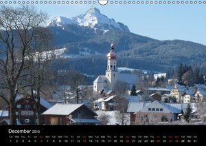 Beautiful Bavaria / UK-Version (Wall Calendar 2015 DIN A3 Landsc