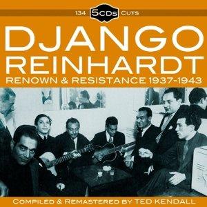 Django Reinhardt-Renown & Resistance 1937-1943