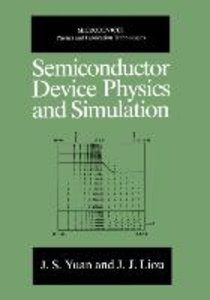 Semiconductor Device Physics and Simulation