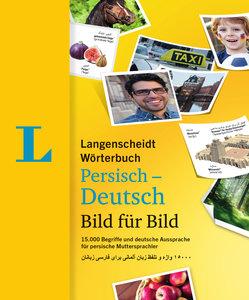 Langenscheidt Wörterbuch Persisch-Deutsch Bild für Bild - Bildwö