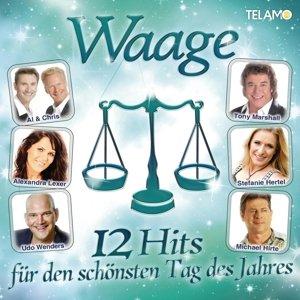 Waage-12 Hits für den schönsten Tag des Jahres