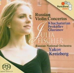 Russische Violinkonzerte
