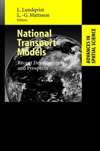 National Transport Models