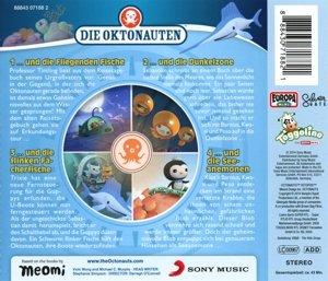 Die Oktonauten 06 und die flinken Fächerfische