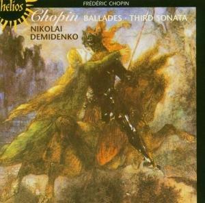 Vier Balladen/Klaviersonate 3 op.58
