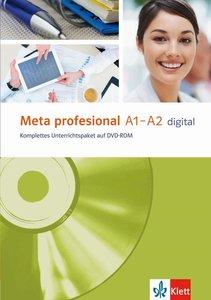 Meta profesional. DVD-ROM A1-A2
