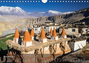 Awe-Inspiring Landscapes of the World: Kingdom of Mustang / UK-V