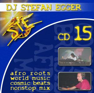 Cosmic Afro CD 15