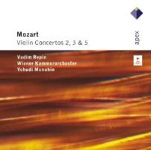 Violinkonzerte 2,3 & 5