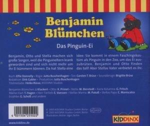 Folge 102: Das Pinguin-Ei