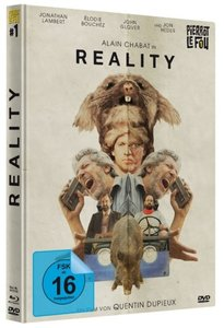 Reality-Limited Mediabook Ed