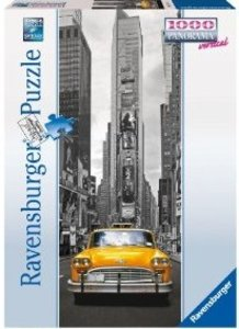 Ravensburger 15119 - NYC Taxi, 1000 Teile Puzzle