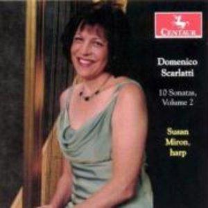 Sonaten transkr.f.Harfe vol.2