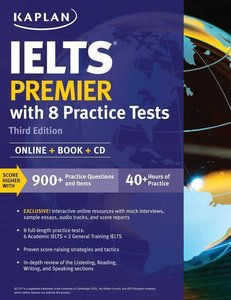 IELTS Premier with 8 Practice Tests
