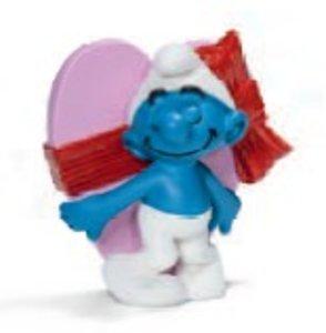Schleich 20747 - Schlümpfe: Valentinstags-Schlumpf