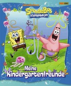 SpongeBob Schwammkopf Kindergartenfreundebuch