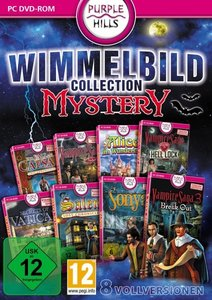 Purple Hills: Wimmelbild Collection Mystery
