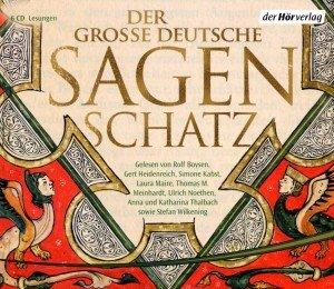 Der große deutsche Sagenschatz