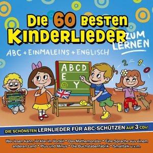 Die 60 Besten Kinderlieder Vol.4-Lernlieder