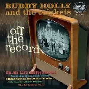 "Off The Record-On Air Live Performances-10""LP"