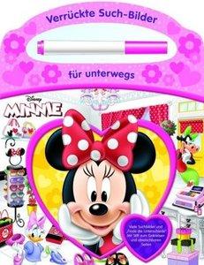 Verrückte Suchbilder für unterwegs - Minnie