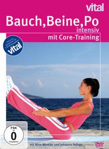 Bauch - Beine - Po intensiv mit Core-Training