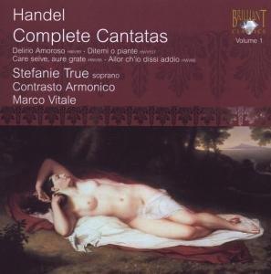 Händel:Complete Cantatas Vol.1