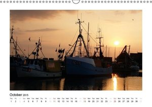 Kingdom of Denmark 2015 (Wall Calendar 2015 DIN A3 Landscape)