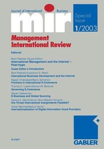 mir: Management International Review