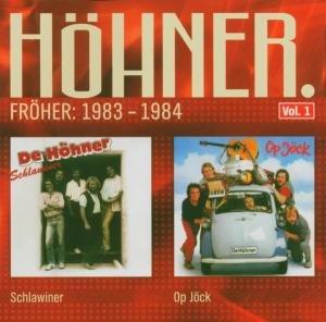 Schlawiner/op Joeck/Ich Bin Ne Räuber
