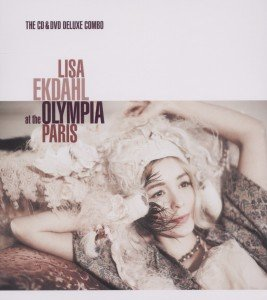 Lisa Ekdahl at the Olympia,Paris