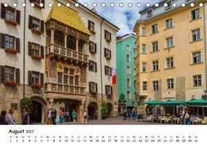 Grüße aus Innsbruck (Tischkalender 2017 DIN A5 quer)