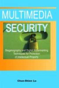 Multimedia Security: Steganography and Digital Watermarking Tech