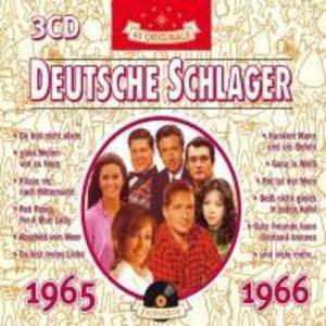 Deutsche Schlager 1965-1966