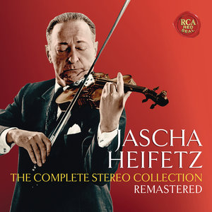 Jascha Heifetz-Compl.Stereo Collection Remastd.