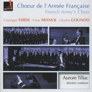 Der Chor der französischen Armee