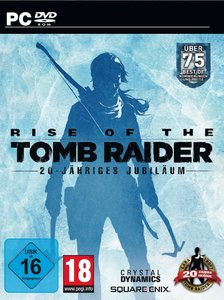 Rise of the Tomb Raider - 20 Year Celebration D1 Edition