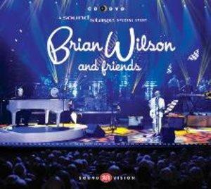 Brian Wilson & Friends (CD+DVD)