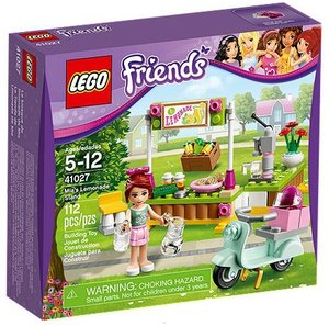 LEGO® Friends 41027 - Mias Limonadenstand