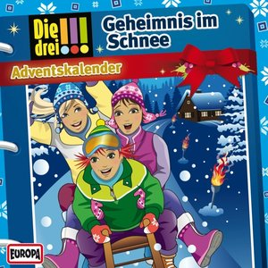 Die drei !!! Adventskalender - Gefangen im Schnee (Ausrufezeiche