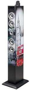 Sound Tower TW6, MULTIMEDIA TOWER, Turmlautsprecher - LONDON