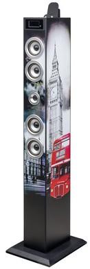 Sound Tower TW6, MULTIMEDIA TOWER, Turmlautsprecher - LONDON - zum Schließen ins Bild klicken