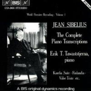 Piano Transcriptions vol.1