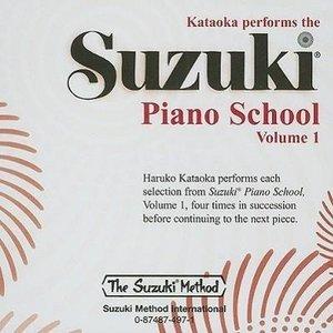 Suzuki Piano School Piano CD 1