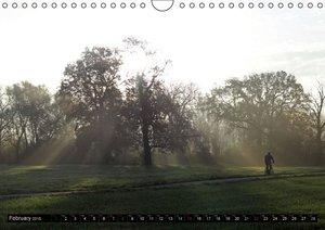 Crepuscular Rays (Wall Calendar 2015 DIN A4 Landscape)