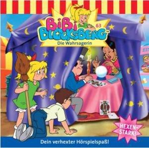 Bibi Blocksberg 63. Die Wahrsagerin. CD