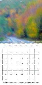 (e)motion - nature abstract (Wall Calendar 2015 300 × 300 mm Squ
